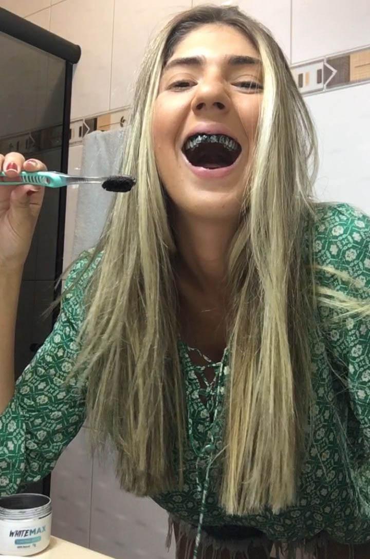 Exclusivo Novo Produto Clareador Dental Vira Febre No Brasil
